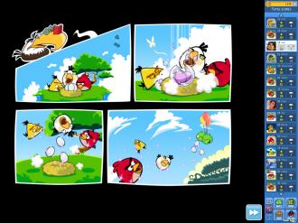 Angry Birds Friends Pig Tales: Комикс