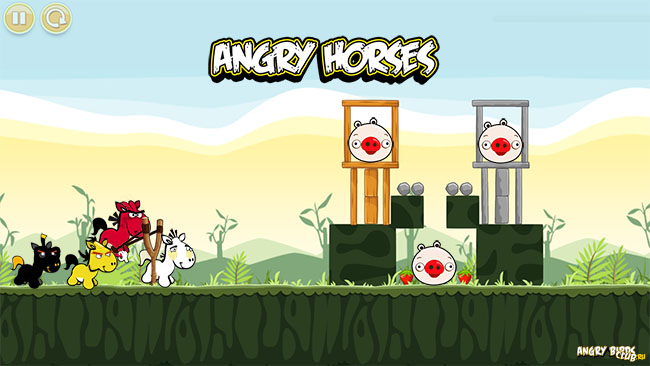 Московское дерби – angry horses