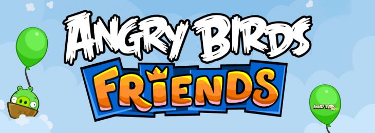 Angry Birds Friends вышла на мобильные устройства