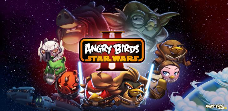 Angry Birds Star Wars 2 выйдет в сентябре