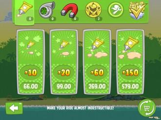 Bad Piggies: Магазин - цены на СуперКлей