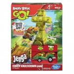 Angry Birds GO! Дженга - Снос башни