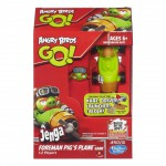 Angry Birds GO! Дженга - Усач