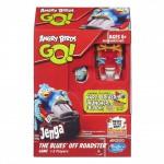 Angry Birds GO! Дженга - Синие
