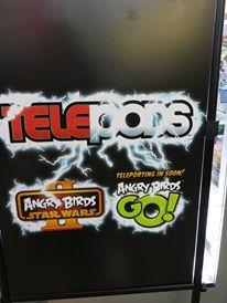 Telepods в Angry Birds Go!