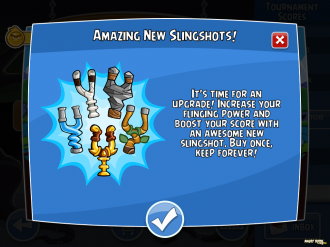 Хэллоуин-турниры Angry Birds Friends - Супер-Рогатки