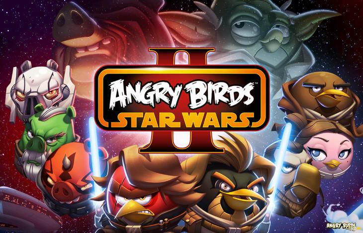 Обзор Angry Birds Star Wars II