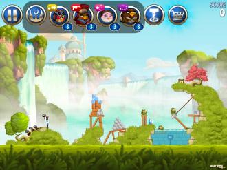 Angry Birds Star Wars II - Уровень B1-4