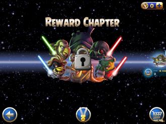 Angry Birds Star Wars II - Комната Наград