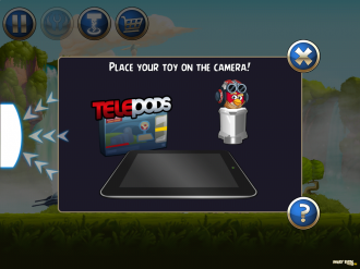 Angry Birds Star Wars II - TELEPODs