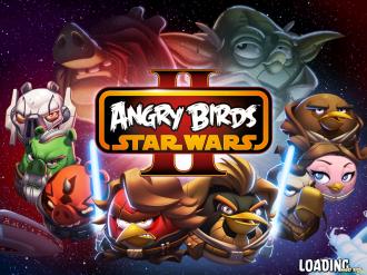 Angry Birds Star Wars II - Загрузка