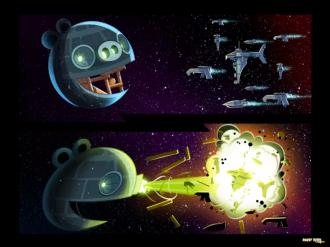 Death Star 2: Комикс