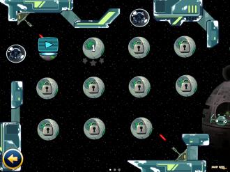 Death Star 2: Выбор уровня