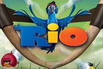 Эпизоды Angry Birds Rio