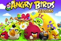 Эпизоды Angry Birds Seasons