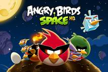 Эпизоды Angry Birds Space